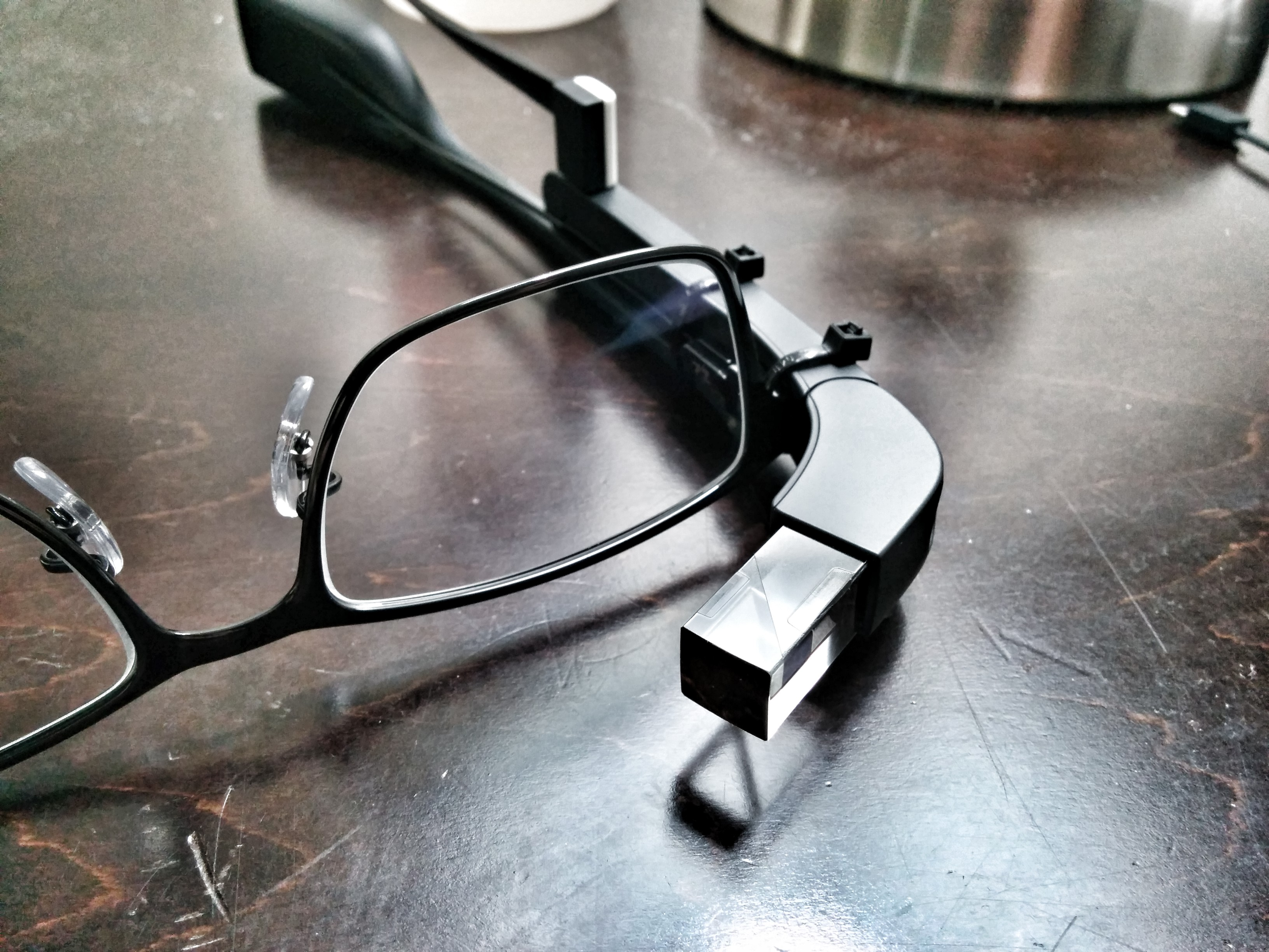 Google Glass Ray Ban