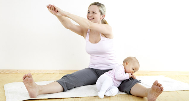 maigrir-après-grossesse
